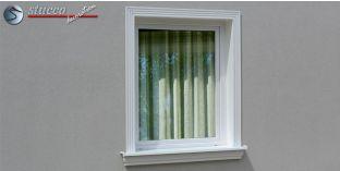 Stuck Fassade Leibungsverkleidung Könnern 100 KT 115-125 mm
