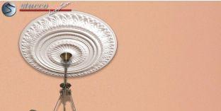 Stuck Rosette Styropor Marbet Design® R9