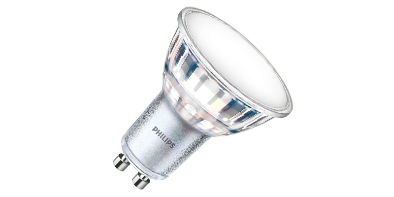 Philips LED Spot GU10 warmweiß
