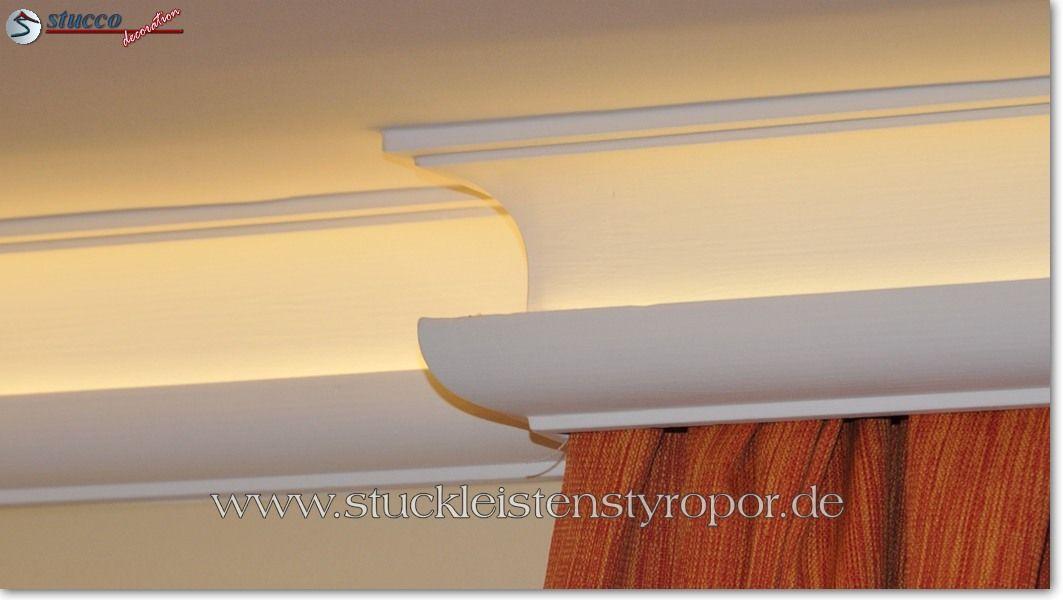 styroporleisten lichtleisten indirekte beleuchtung. Black Bedroom Furniture Sets. Home Design Ideas