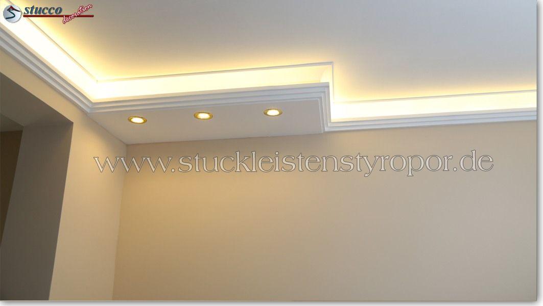 Stuckleisten f r indirekte beleuchtung dortmund 209 for Lichtleiste deckenbeleuchtung
