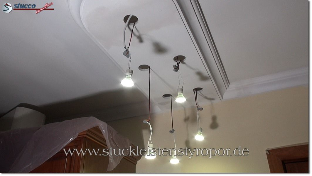 led stuck f r beleuchtung im bad und in der k che. Black Bedroom Furniture Sets. Home Design Ideas