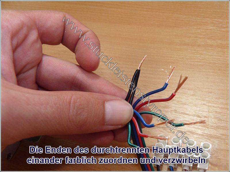 Parallelschaltung von LED Strips