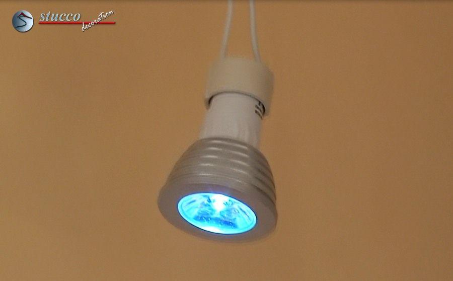 Led spots und einbauleuchten f r deckenbeleuchtung for Led spots deckenbeleuchtung