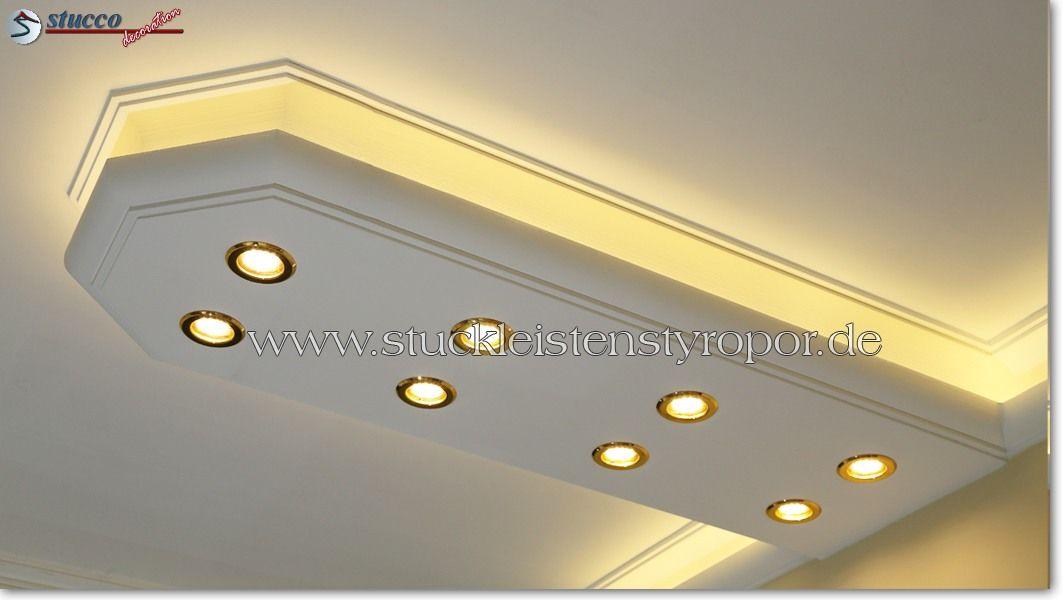Stuckleisten f r indirekte beleuchtung n rnberg 206 for Lichtleiste deckenbeleuchtung