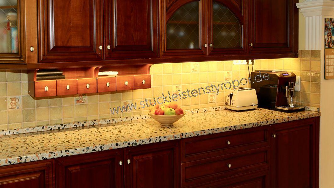 Wie Sie die LED Beleuchtung in der Küche und im Esszimmer ...