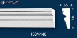 Fassadenstuck beschichtet Zierleisten Ankara 108