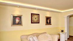 Welcher raum braucht wie viel beleuchtung - Indirekte wohnzimmerbeleuchtung ...