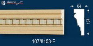 Fassadenstuck beschichtet Canberra 107-8153-F