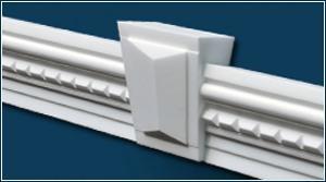Fassadenprofil mit Sclusssstein