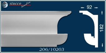 Stuckprofil für indirekte Beleuchtung Nürnberg 206