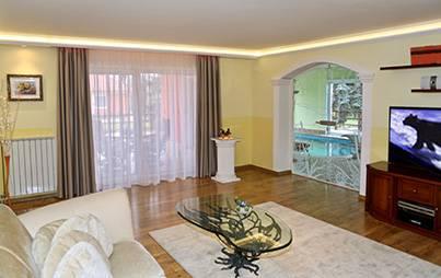 LED Stuckleisten indirekte Beleuchtung