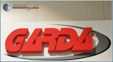 3D Firmenlogo GARDA