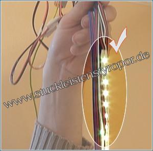 Leuchttest für LED Strip