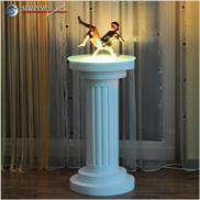 Dekosäulen ODM 340-667 mit LED Beleuchtung