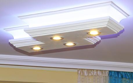 Design Idee für die LED Beleuchtung
