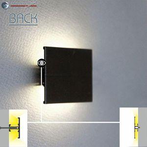LED Wandbeleuchtung Aluminiumprofil