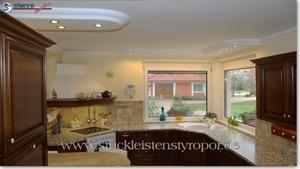 stuckleisten für led spots - Led Einbauleuchten Küche