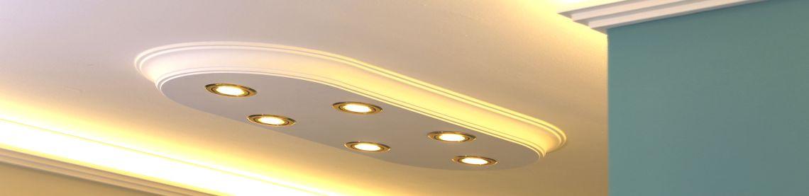 Lichtleisten mit LED Beleuchtung