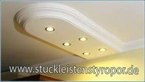 LED Spot Stuckprofil