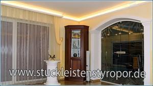klassische Wohnzimmergestaltung