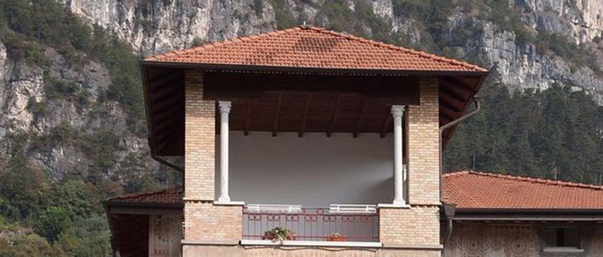 Säulen für Balkon und Terrasse
