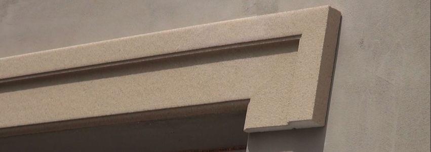 Beschichtete Fassadenprofile anbringen III.